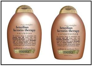 Organix - Línea Brazilian Keratin Treatment