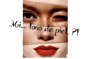 FACE IT: Tonos de Piel y Bases de Maquillaje!
