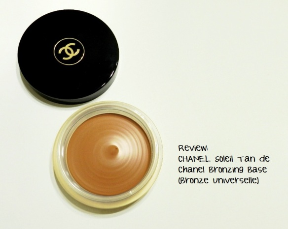 CHANEL SOLEIL TAN DE CHANEL BRONZE UNIVERSELLE