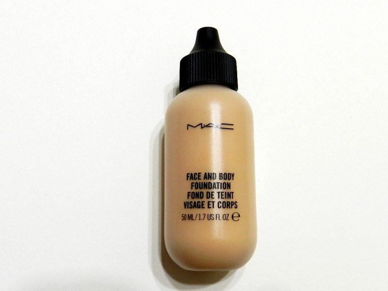 MAC Face & Body Foundation Review