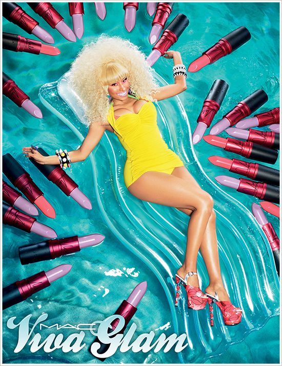 MAC VIVA GLAM NICKI 2013