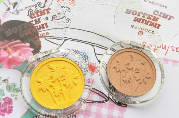 MIAMI ROLLER GIRL EYESHADOWS