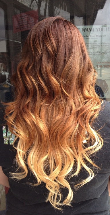 OMBRE TREND