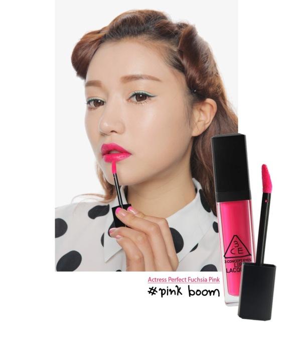 2CE pink boom