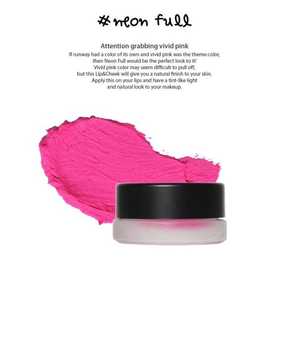 3CE Powdery blusher Neon