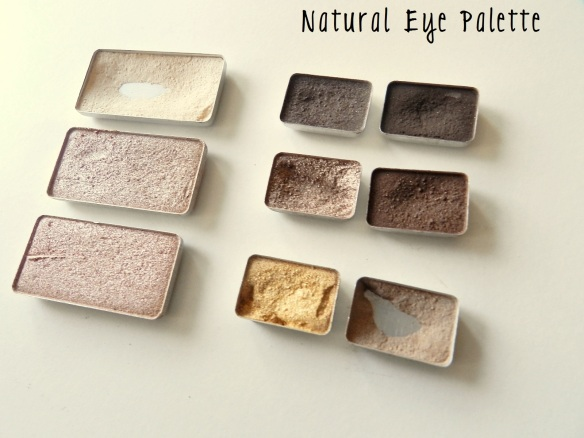 Too faced natural eye