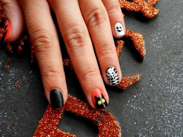 }halloween Nails