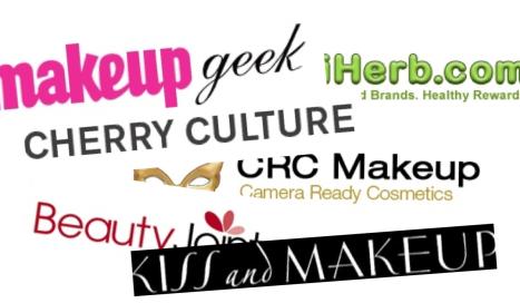 online makeup