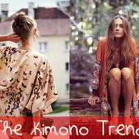 Tendencias: El Kimono peligroso! [The Dangerous Kimono Trend]