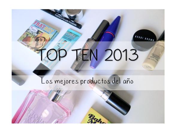 los 10 mejores productos del 2013
