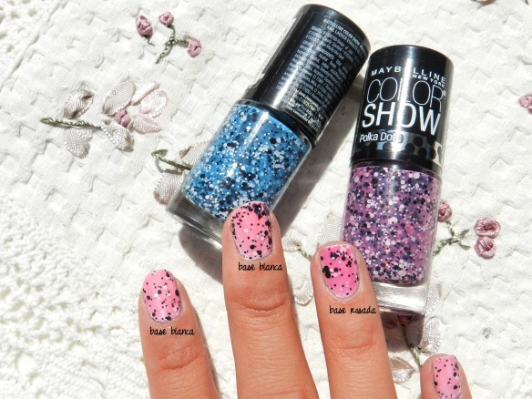 MAYBELLINE PRETTY IN POLKA NAIL POLISH