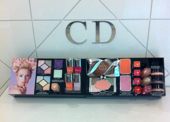 Dior Trianon collection