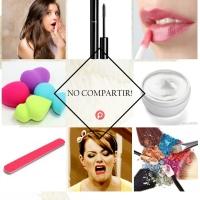 5 Productos de belleza que no deberías compartir!